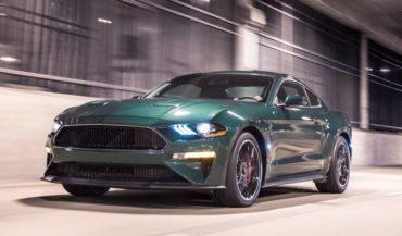 2020 Ford Bullitt Mustang