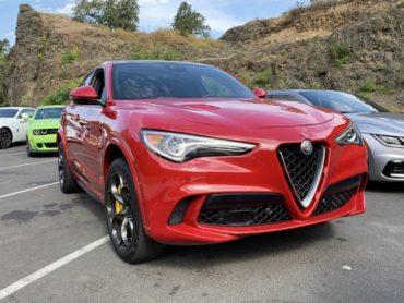 Alfa Romeo Stelvio Quadfrifoglio AWD