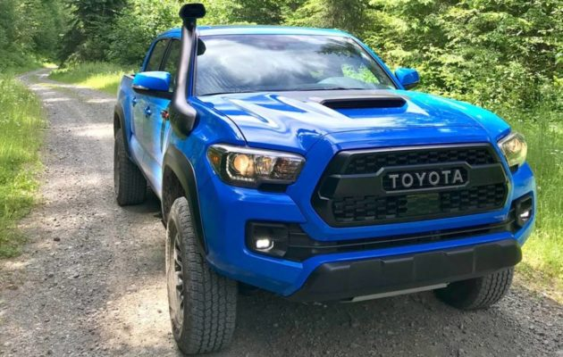 The 2019 Toyota Tacoma