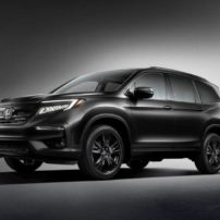 2020 Honda Pilot Black