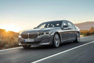 2020 BMW 750i xDrive