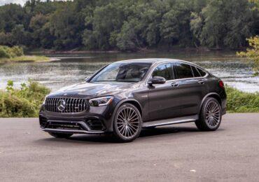 2020 Mercedes GLC63