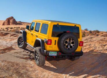 2020 Jeep Rubicon