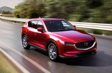 2021 Mazda CX5