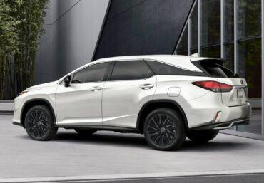 2022 Lexus RXL